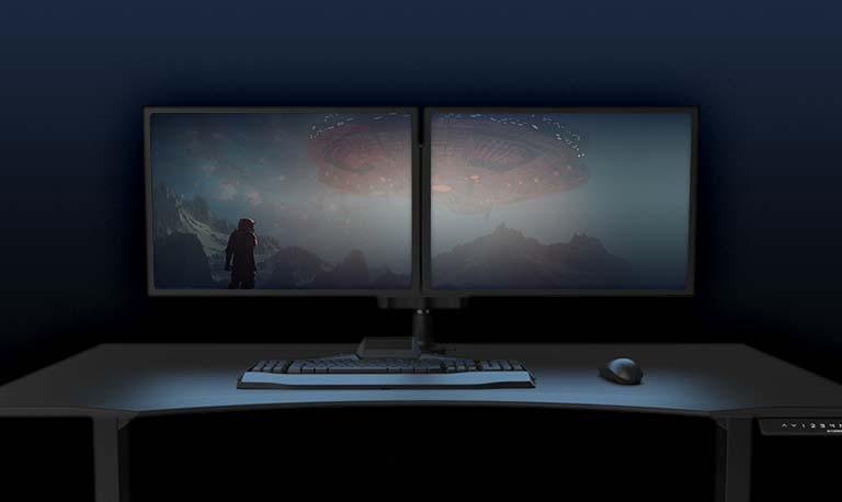 Gaming Desks Designed by Gamers for Gamers | Evodesk