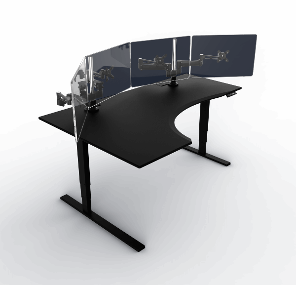 Gaming Desks Designed By Gamers For Gamers Evodesk