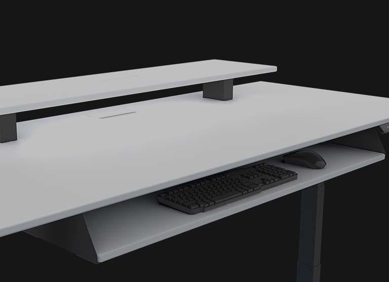 17+ Gaming Desk With Keyboard Tray Tahun Ini