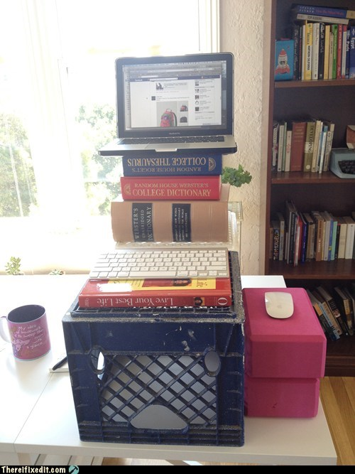Why You Should Avoid A Diy Standing Desk Evodesk Blog
