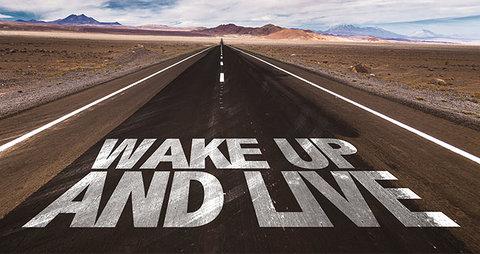 evodesk wake up early