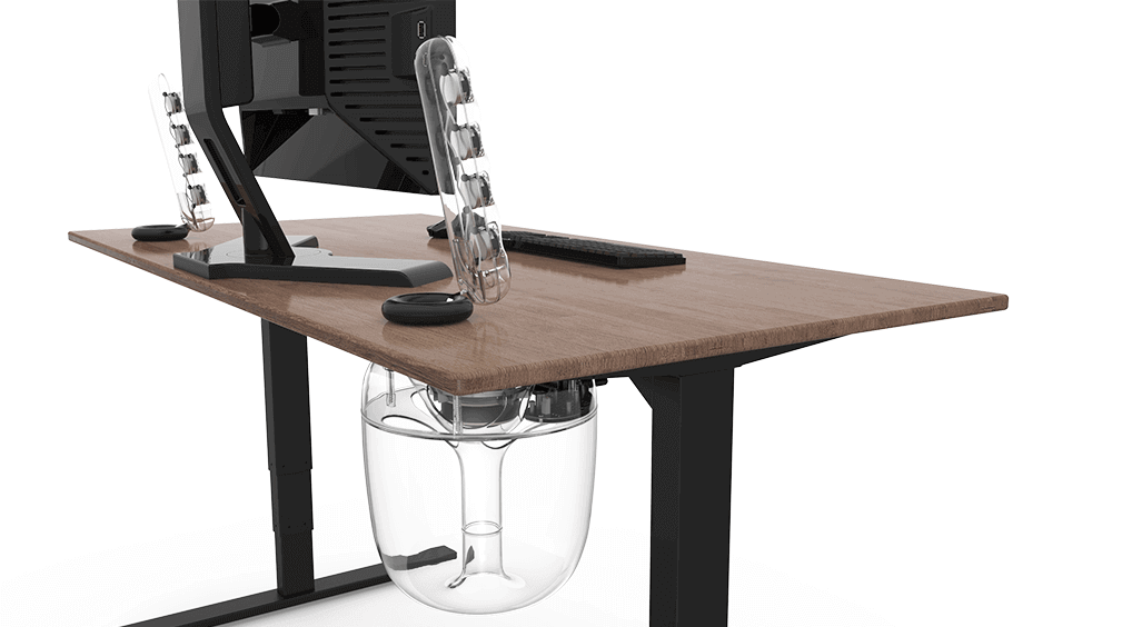 Evodesk Options and Accessories