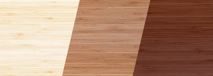 rubberwood desktop swatches - evodesk